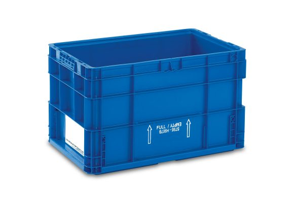 AF Transtac™ Straight Wall Containers