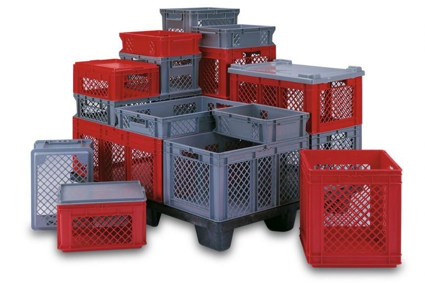 EF Euro-Fix Containers - Products from SSI SCHAEFER