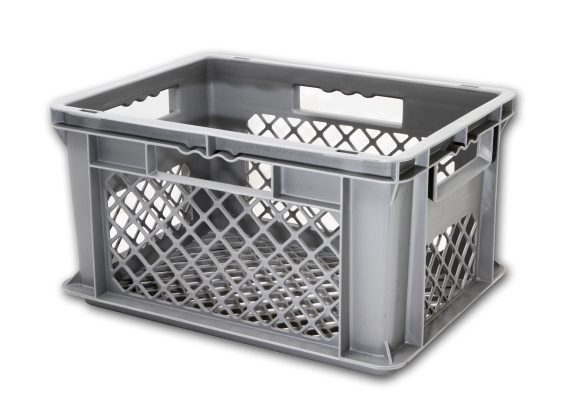 EF CONTAINER MESH BASE & MESH SIDES