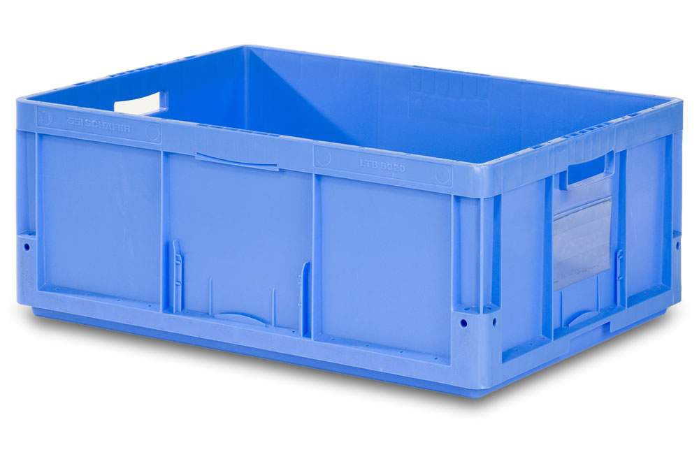 LTB Straight Wall Container