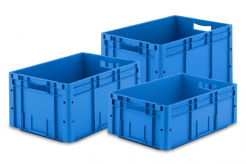 LTF Straight Wall Containers