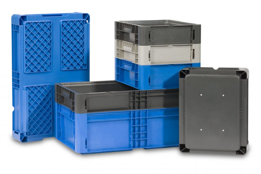 NF NewStac™ Straight Wall Containers - Products from SSI SCHAEFER