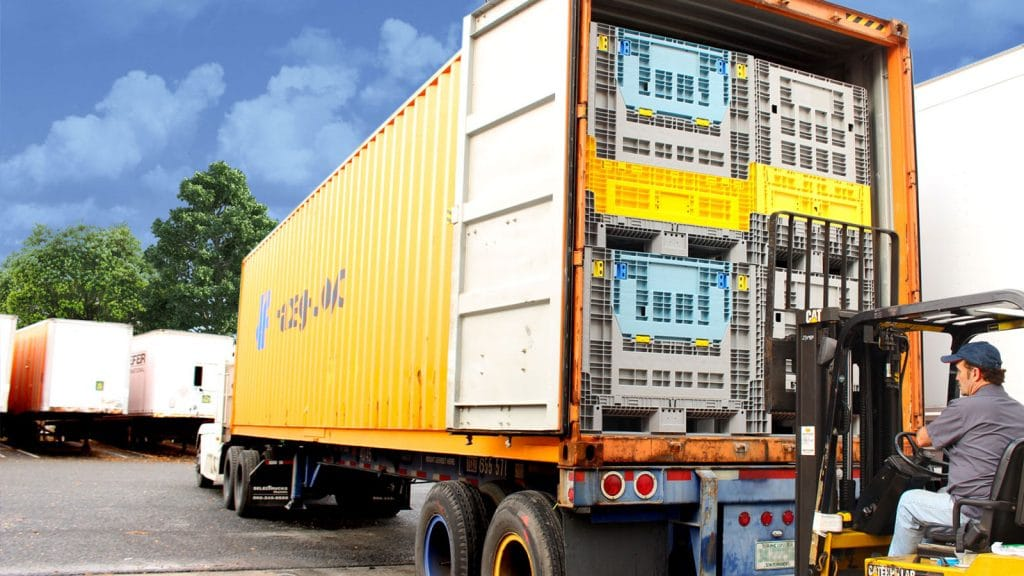 GlobalStac Bulk Containers from SSI SCHAEFER