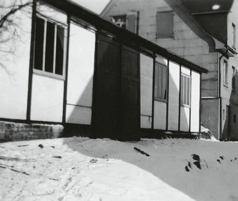 SSI SCHAEFER History 1939