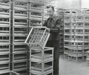 SSI SCHAEFER History 1950