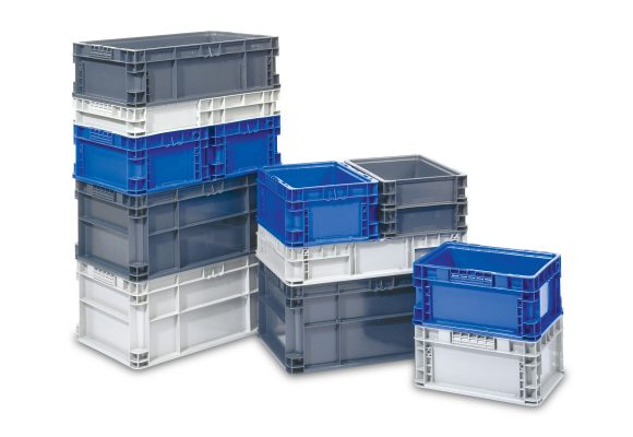 AF Transtac™ Straight Wall Containers - Products from SSI SCHAEFER