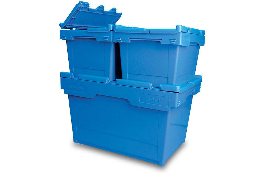 KMB Stack and Nest Container