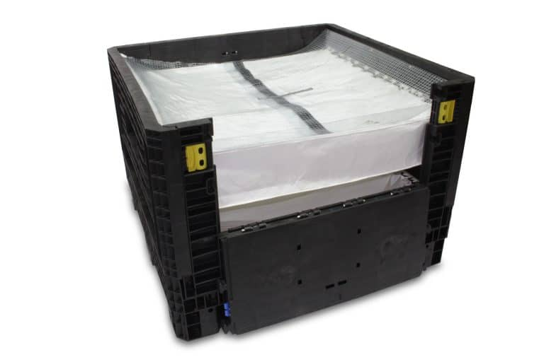 Slider Pack Custom Bulk Container Dunnage