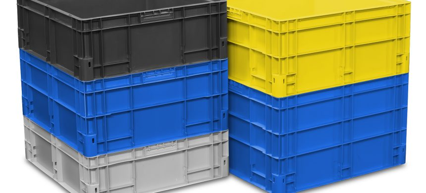 SSI SCHAEFER Expands NewStac® Container Options and Adds Beneficial Features