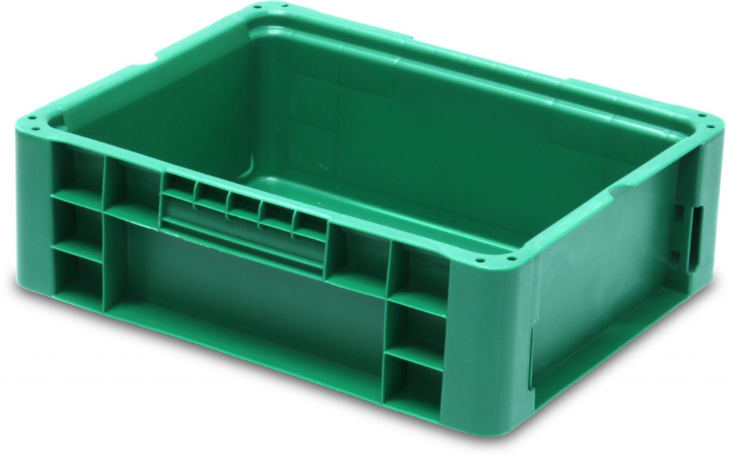 NF 121505 Straight Wall Handheld Container by SSI SCHAEFER