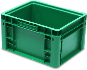 NF 121508 Straight Wall Handheld Container by SSI SCHAEFER