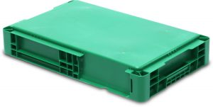 NF 241504 Straight Wall Handheld Container by SSI SCHAEFER