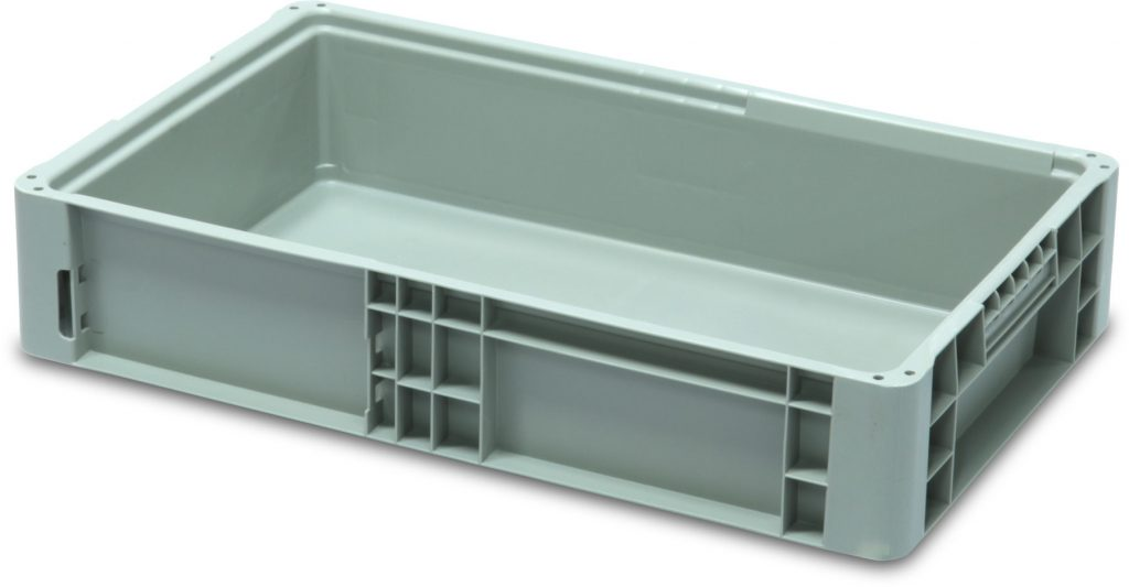 NF 241505 Straight Wall Handheld Container by SSI SCHAEFER