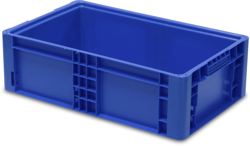 NF 241507 Straight Wall Handheld Container by SSI SCHAEFER