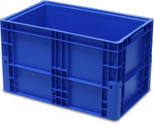 NF 241514 Straight Wall Handheld Container by SSI SCHAEFER