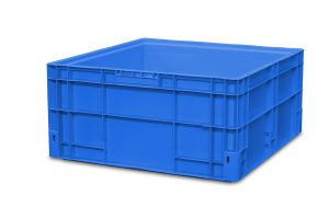 NF 242211 Straight Wall Handheld Container by SSI SCHAEFER