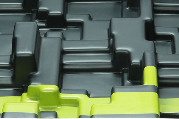 Heavy and Thin Gauge Vacuum Thermoforming Dunnage