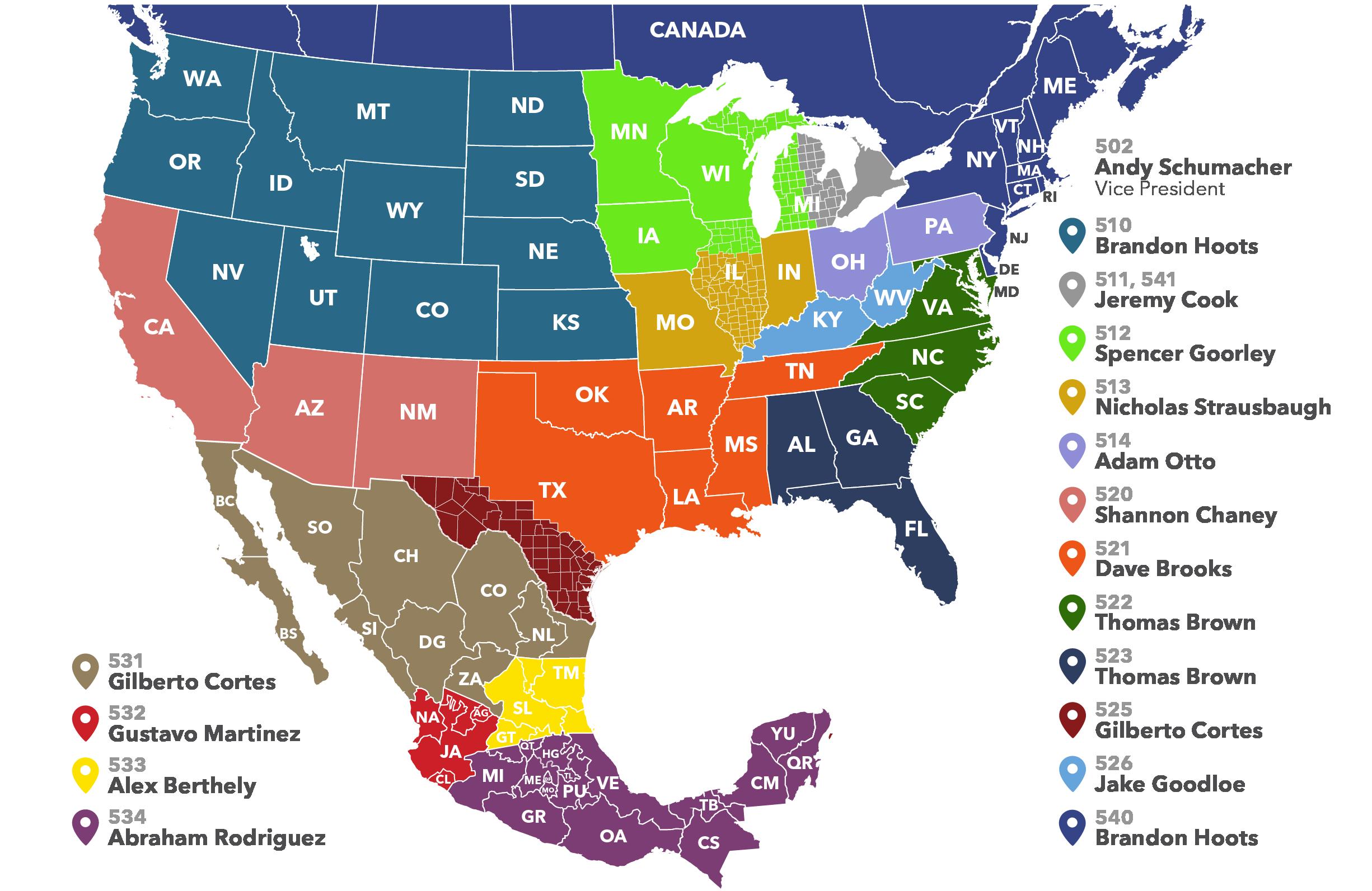 PSD Sales Territory Map 20180702