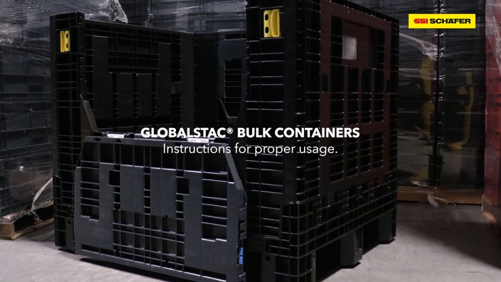 Watch the GlobalStac Bulk Container Instructional Video