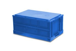 Collapsible CF Container by SSI SCHAEFER