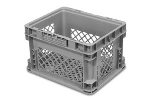 AF 121509 Ventilated Straight Wall AF Transtac™ Container