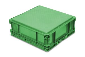 AF 242208 Straight Wall AF Transtac Containers from SSI SCHAEFER