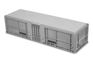 AF 481511 Straight Wall AF Transtac Containers from SSI SCHAEFER