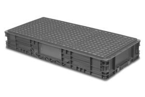 AF 482207 Straight Wall AF Transtac Containers from SSI SCHAEFER