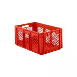 EF Euro Fix Container Solid Base Mesh Walls