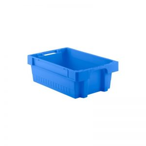 EFB642 Blue Heavy Duty Stack and Nest Container