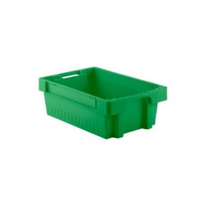 EFB642 Green Heavy Duty Stack and Nest Container