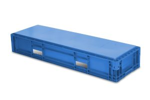 NF 481507 Straight Wall Handheld Container by SSI SCHAEFER