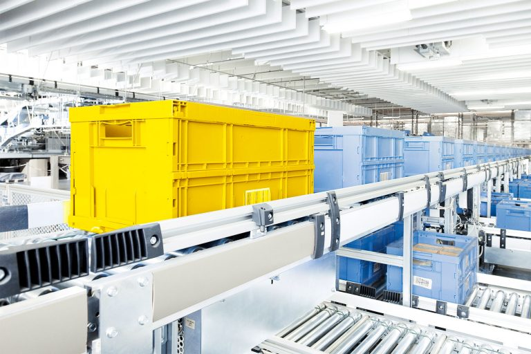 Automation Totes - AS-RS Systems - Conveyors